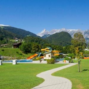 Alpenbad Montafon in Tschagguns