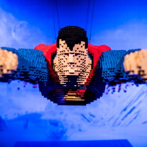 The Art Of The Brick©: DC Super Heroes - LEGO®-Sonderausstellung