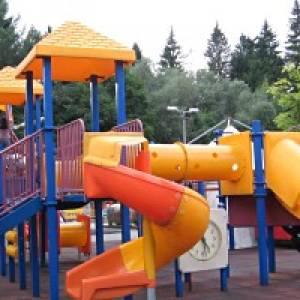Faaker See Arneitz Kinderspielplatz