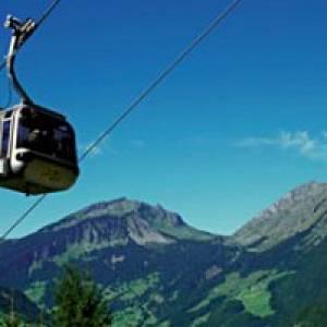 Bergbahn Diedamskopf Au - Schoppernau