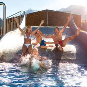Thermenspaß im Tauern Spa Zell am See – Kaprun