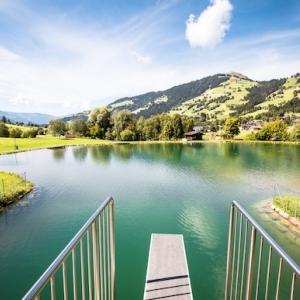 Badesee Brixen