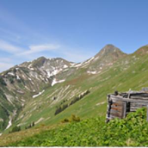 Bernhardseck-Hütte