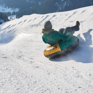 Snow Tube in St. Martin am Tennengebirge