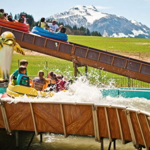 Freizeitpark Familienland Pillerseetal