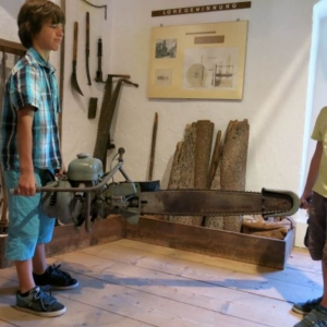 Waldbauernmuseum Gutenstein