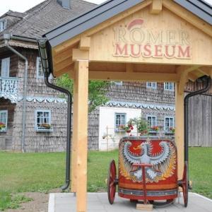 Römer-Erlebnismuseum Altheim im Ochzethaus
