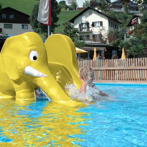 Schwimmbad Felsenau