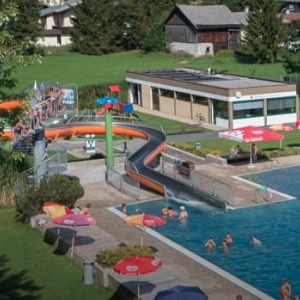 Freibad in Kirchdorf