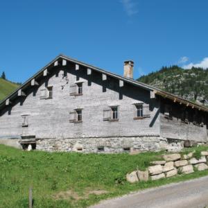 Alpmuseum Tannberg