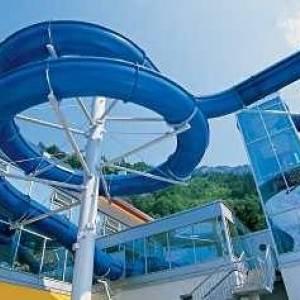 Val Blu - Erlebnisbad und Wohlfühlwelt in Bludenz