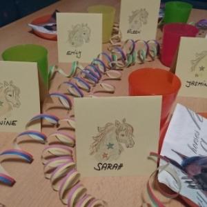 Kindergeburtstag bei Galoppy Kids