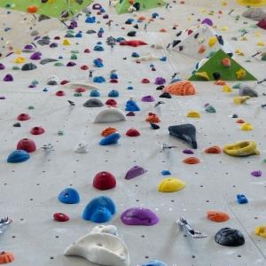 Symbolfoto Kletterzentrum Südwand