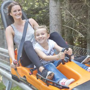 Familienarena Bucklige Welt - Corona Coaster