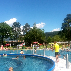 Erlebnis Waldbad