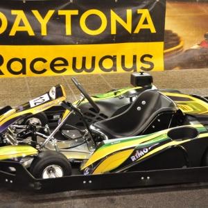 Kinderfahrten in der Daytona Kartsporthalle