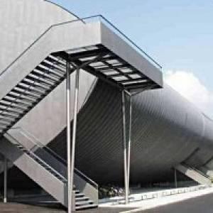 Eislaufen im Messestadion Dornbirn