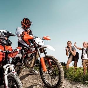 E-Motocross Park Schmitten