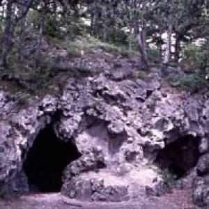 Einödhöhlen Pfaffstätten