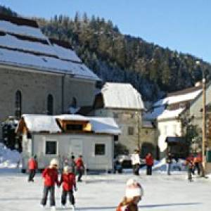Eislaufplatz Göstling