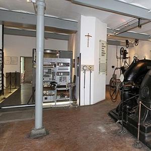 Elektrotechnisches Museum in der Energiefabrik Frastanz