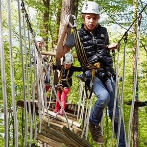 Kletterpark Rosenburg