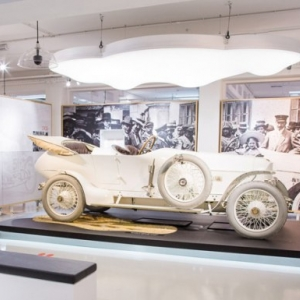 fahr(T)raum Die Ferdinand Porsche Erlebniswelt