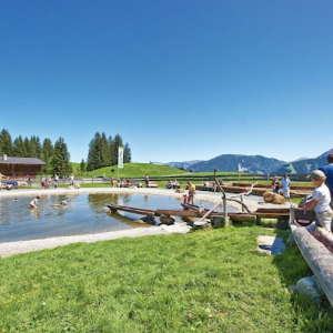Filzalmsee in Brixen im Thale am Wilden Kaiser