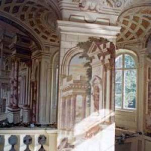 Österreichisches Freimaurermuseum in Schloss Rosenau