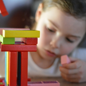 Symbolfoto Kinderbetreuung im Messepark Dornbirn