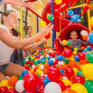 Happyhopp Indoorspielplatz in Vomp