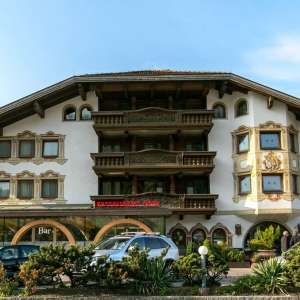 Restaurant Cafe Maximilian im Hotel Tyrolis in Zirl