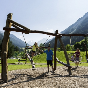 Murmel - Abenteuer-Spielplatz in Gries im Sellrain