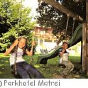 Restaurant iim Parkhotel Matrei