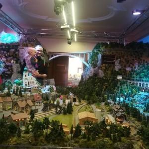 Die Modellbahnwelt Schiltern bei Langenlois