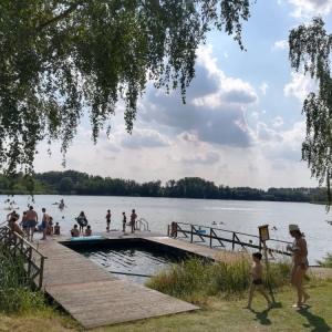 Badepsaß für Familien im Freizeitzentrum Langau