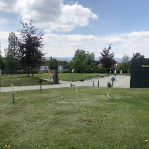 Weg Sinnenreich in Rohrbach