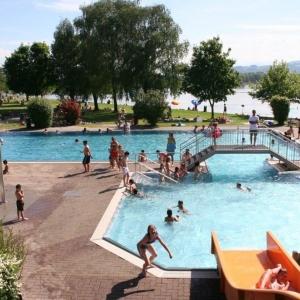 Harder Strandbad - Erlebnisbad am Bodensee