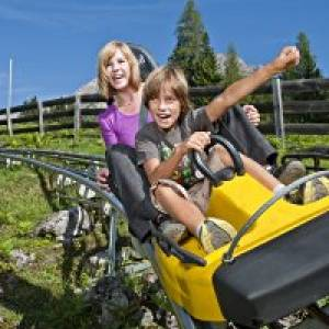 Alpine Coaster Imst - rasante Achterbahn in Imst