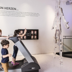 Science Zones in der inatura in Dornbirn