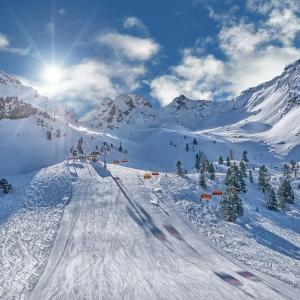 Skifahren am Hauser Kaibling