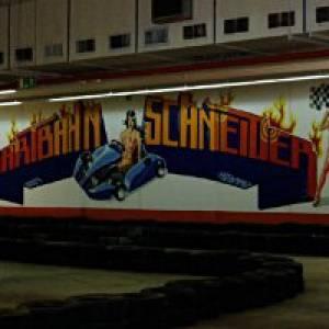 Kartbahn Schneider in Meiningen