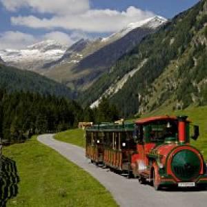 Katschberg Tschu-Tschu-Bahn