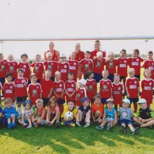 Kinderfussball beim FC Kapellerfeld