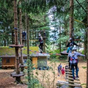 Hochseilgarten Kirchschlag