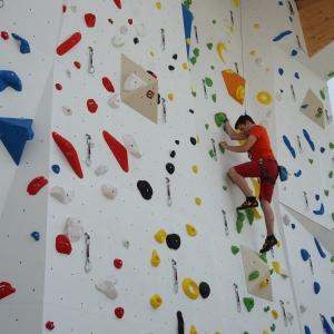 Kletteranlage Allsportzentrum Eisenstadt