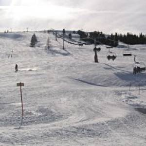 Skigebiet Hochkrimml