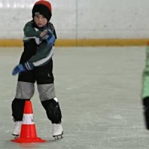Eislaufen in der Kufstein Arena