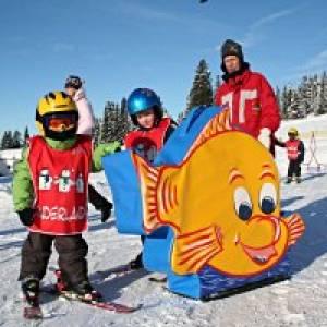 Skigebiet Laterns - Gapfohl