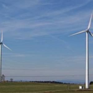 Energiepfad-Windpark Laussa